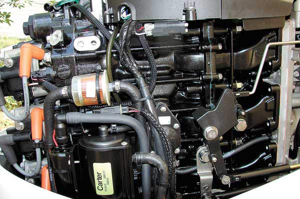Mercury Outboard Fuel Filter Replacement - user guide of ... on