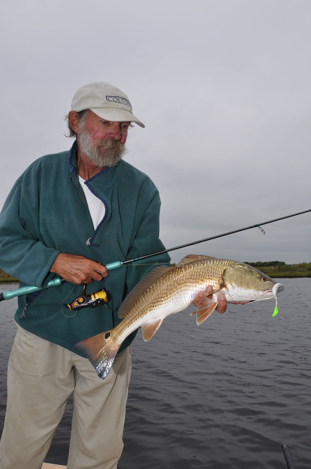 Topsail Island Sand Push Aerial View: Tips For Fishing For Redfish Out Of North Topsail Beach
