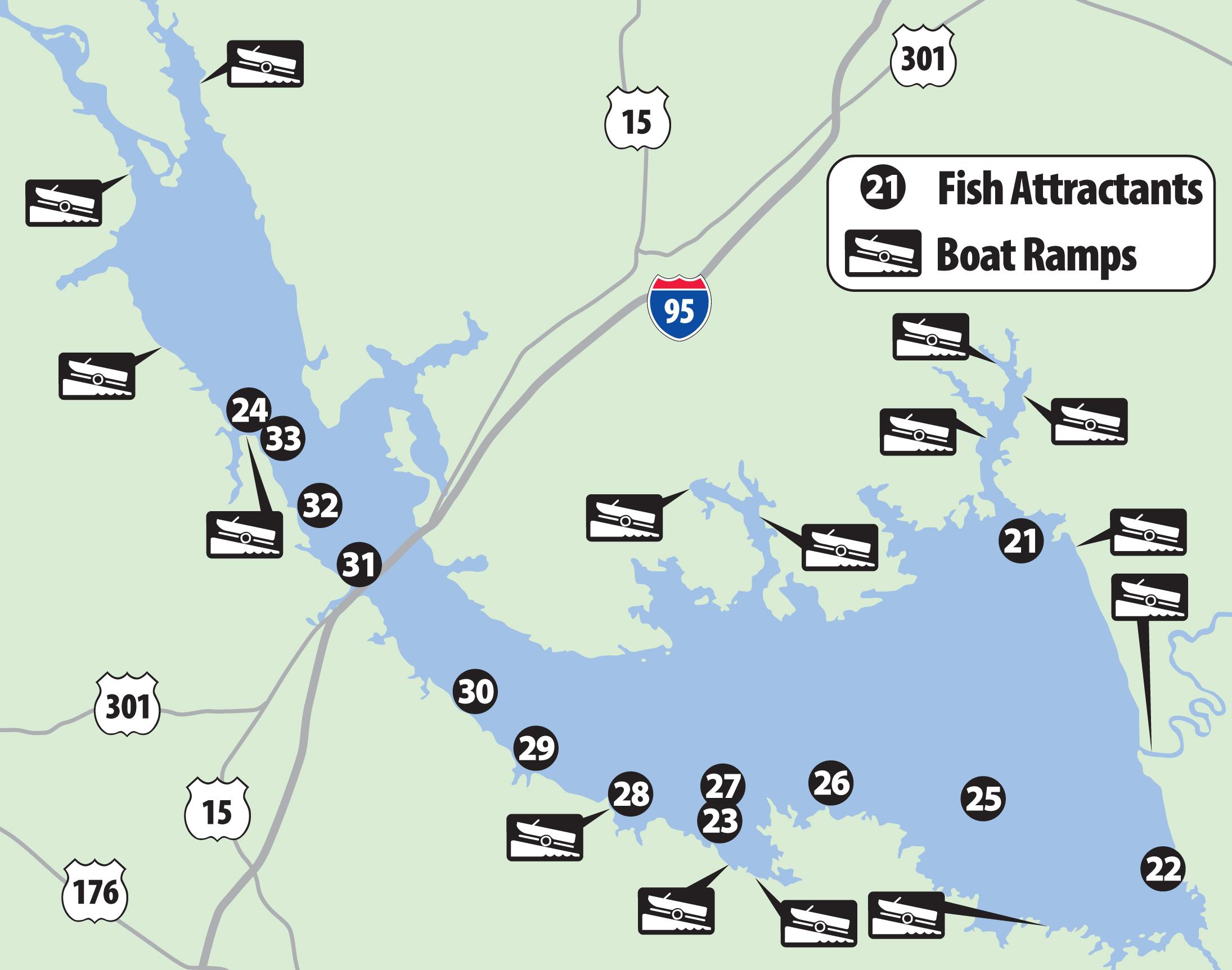 lake marion fishing map Tips For Catching White Crappie On Santee Cooper S Lake Marion lake marion fishing map
