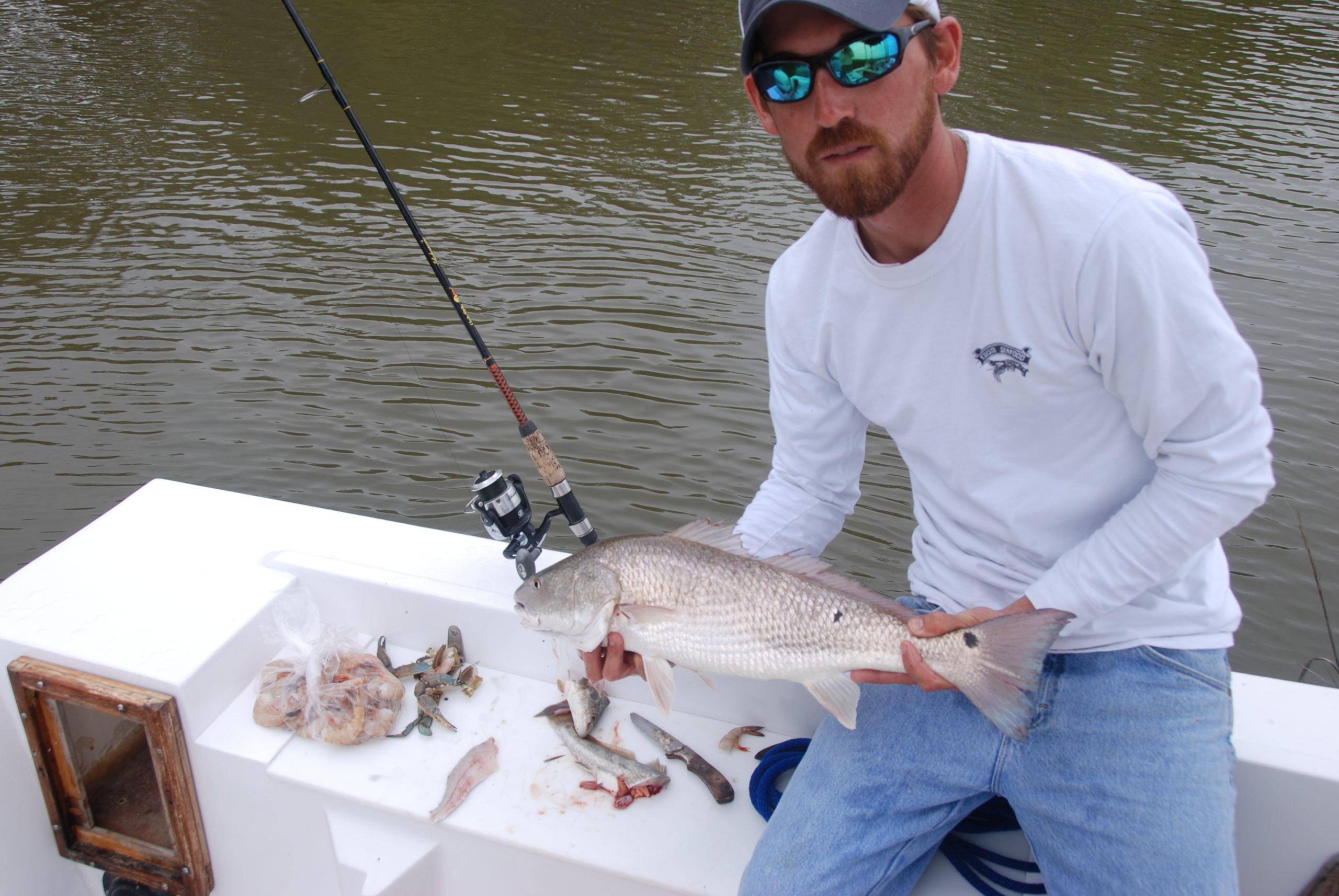Tips For Catching Edisto Beach Redfish