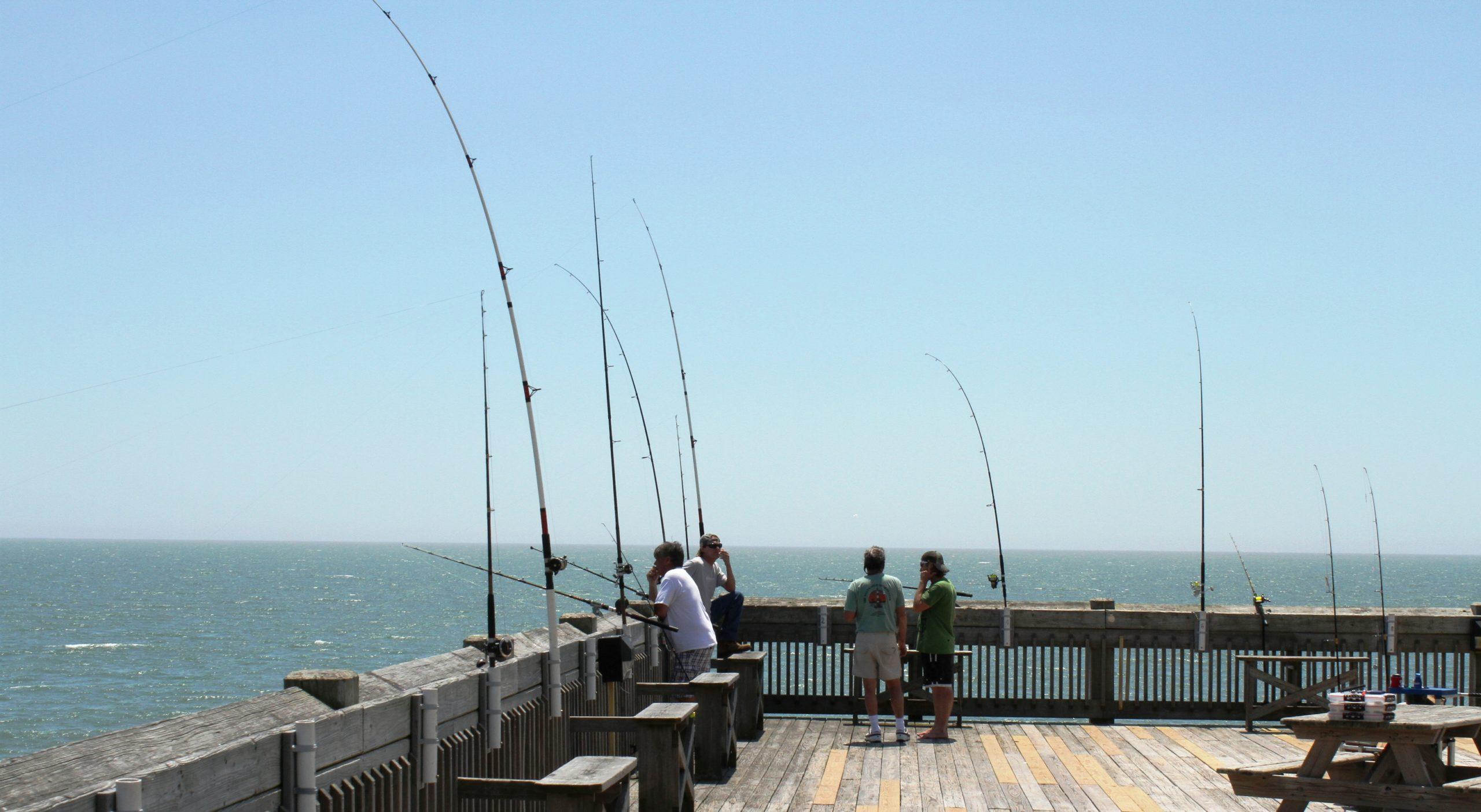 King Mackerel Pier//Bridge Anchors *Lot of 10*