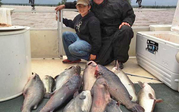 Rising water, roe shad have jump-started blue catfish bite in Santee