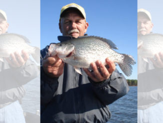 The key to catching more spring crappie