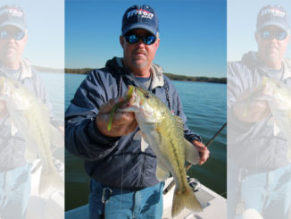 winter spotted bass
