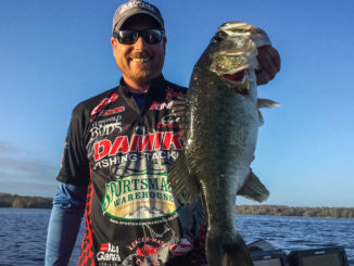 Lake Norman's spots are crushing topwater lures and drop-shots