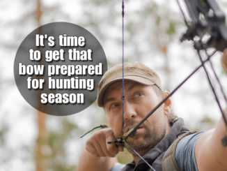 It's time to get prepared for bowhunting season