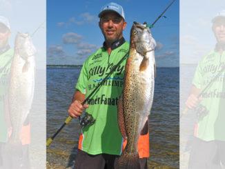 4 spots for trout