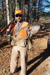 Guide Marcus Heath of Primland, just across the North Carolina border in Virginia, does plenty of pheasant hunts during preserve season.