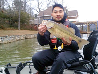North Carolina's Lake Julian,which covers 300 acres in Arden, N.C., near Asheville, is a kayak bass fisherman's dream.