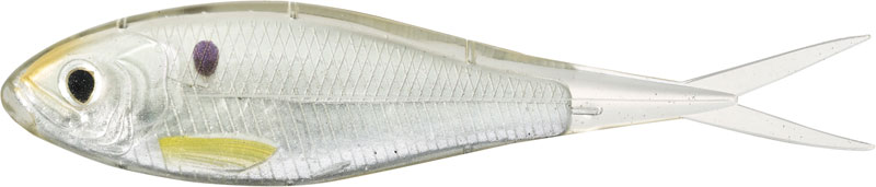 The Skip Shad is the latest in ultra-natural, lifelike products from LiveTarget Lures.
