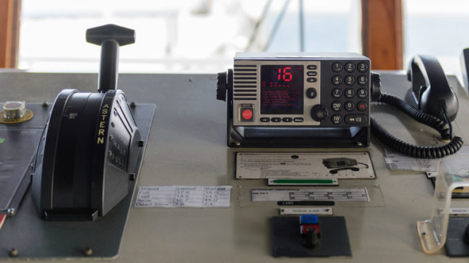 A working VHF radio may be the most-important safety feature on any boat operating in saltwater or freshwater.