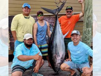 200-pound bigeye tuna