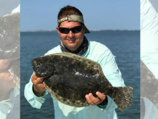NC reefs: a good, last-chance shot for big flounder