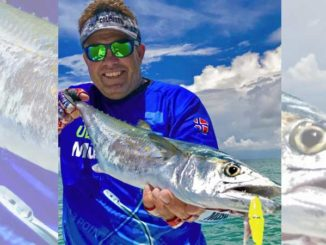 Spanish mackerel are biting hot at Cape Lookout