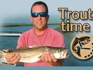 It's trout time in North Carolina's Brunswick County