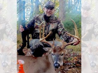 Chris Currin Granville County buck