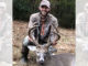 Pee Dee Wildlife Refuge buck