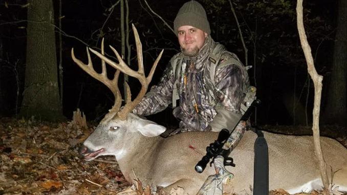 Rockingham County buck