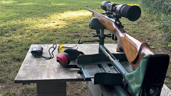 Christmas rifle