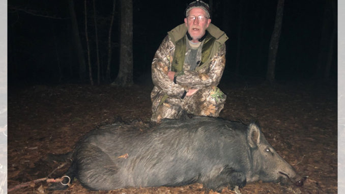 How To Choose The Right Hog Hunting Outfitter Carolina Sportsman