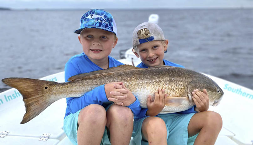 SC saltwater fishing
