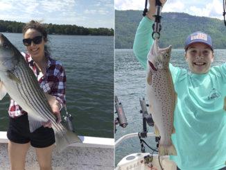 S.C. freshwater fishing report