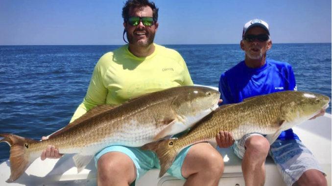 N.C. coastal fishing report