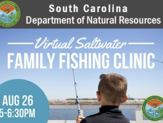 saltwater fishing clinic