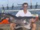 84-pound catfish