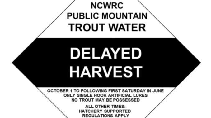 Delayed Harvest