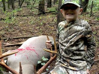 Alleghany County buck