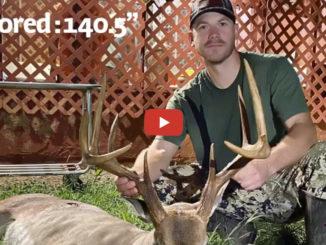 Franklin County 10-point buck