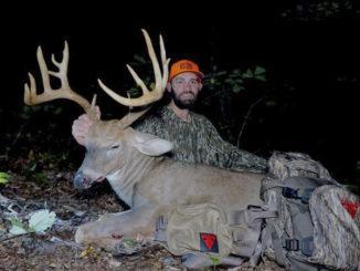 Shelby hunter kills huge public land 13-point buck