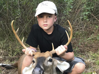 NCWRC offering youth deer hunting opportunity