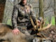 153-inch blackpowder buck