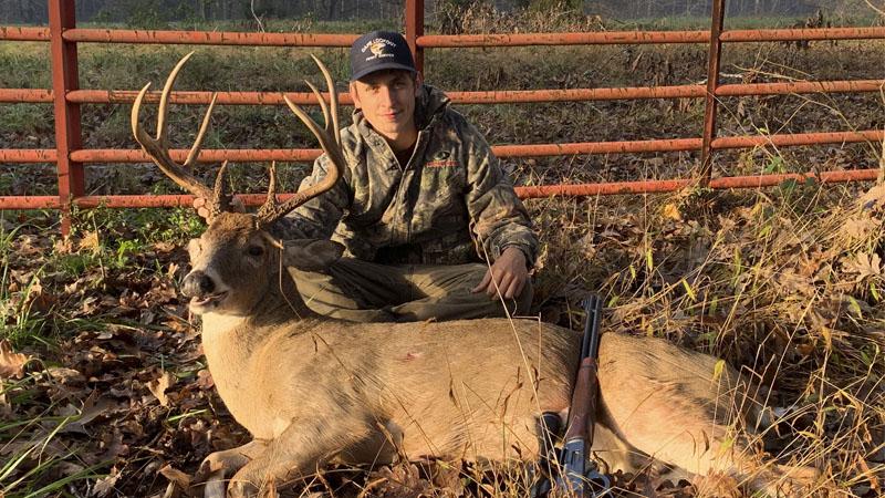 9-point buck