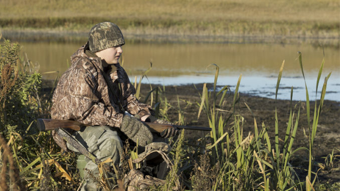 waterfowl youth day