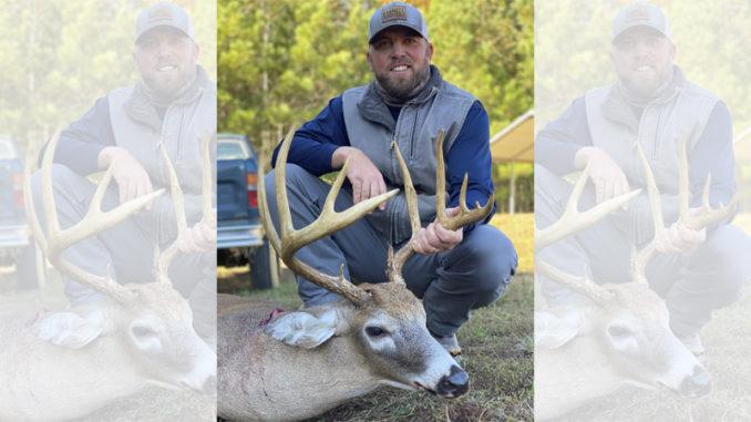 Chatham County buck