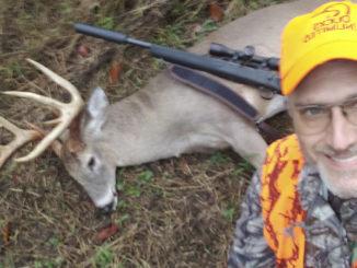 Harnett County 10-point buck