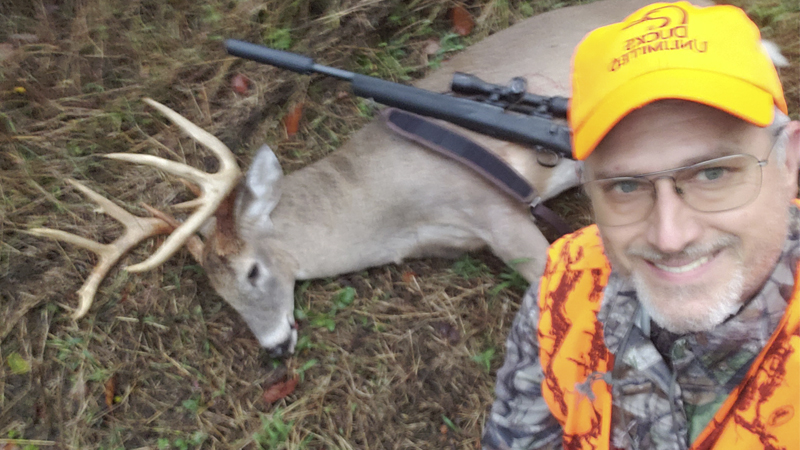 Harnett County 10-point buck