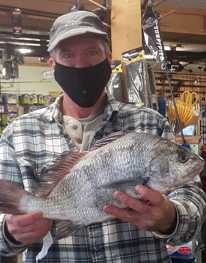 saltwater fishing report