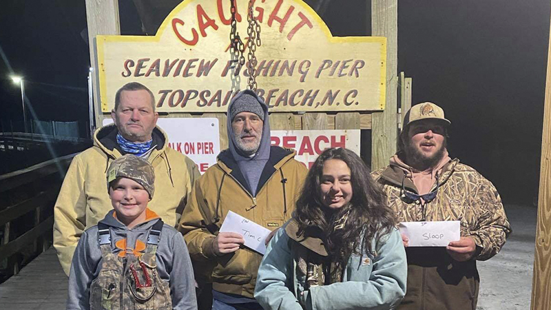 saltwater fishing reports