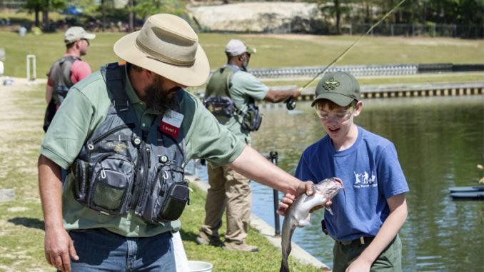 Pechmann Fishing Education Center