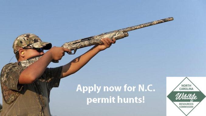 permit hunts