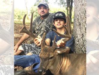 10-point buck