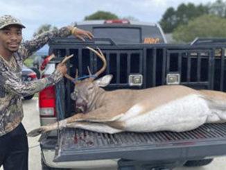 Sumter County buck