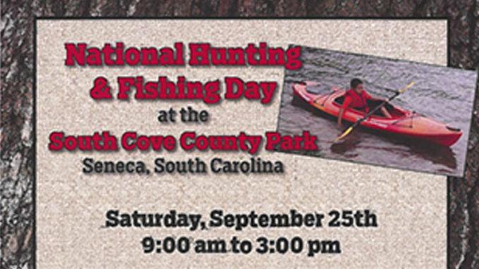 National Hunting & Fishing Day