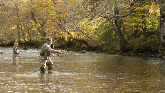 mountain heritage trout waters